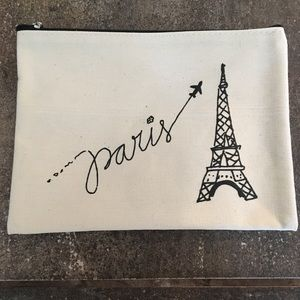 Travel pouch   multipurpose - travel, make up. NWT